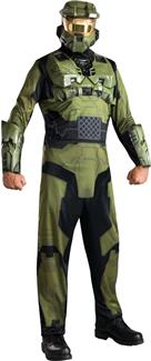 HALO MASTER CHIEF STANDARD ADULT COSTUME