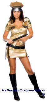RENO 911 FEMALE DEPUTY ADULT COSTUME