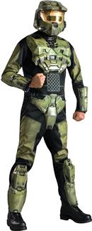 HALO MASTER CHIEF DELUXE ADULT COSTUME