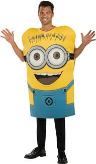 DESPICABLE ME MINION JORGE ADULT COSTUME