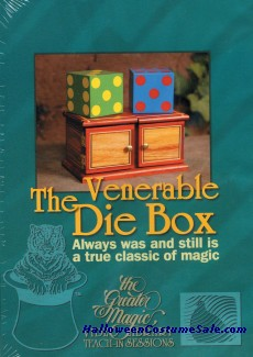 Dvd The Venerable Die Box