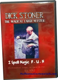DVD I SPELL MAGIC F U N