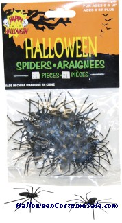 24 PIECES SPIDERS BAG