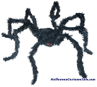 LIGHT UP SPIDER LONG HAIR PROP