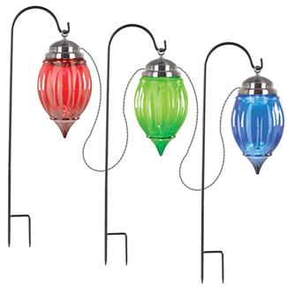 PATHWAY STAKES-FINIAL ORNAMENT