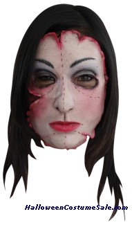 SERIAL KILLER 16 ADULT LATEX FACE MASK