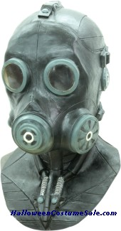 SMOKE LATEX ADULT MASK