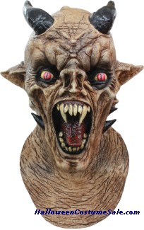 NIGHTMARE ADULT LATEX MASK