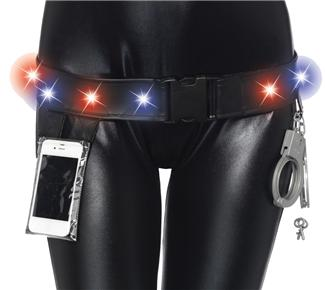 POLICE UTILITY BELT CELL HOLDER