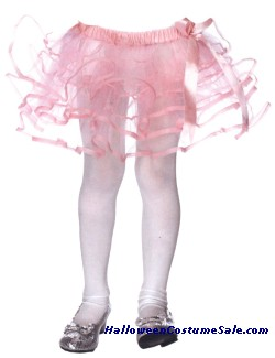 PETTICOAT TULLE WITH BOW CHILD SIZE