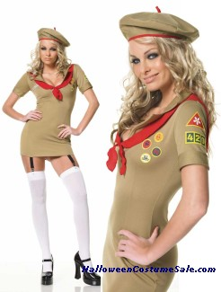 TROOPER GIRL DRESS