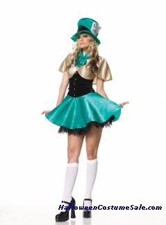 TEA PARTY HOSTESS COSTUME