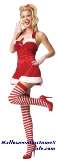 SANTAS LITTLE HELPER ADULT COSTUME
