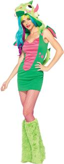 MAGIC DRAGON ADULT COSTUME