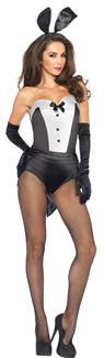 BUNNY CLASSIC 3 PC ADULT COSTUME