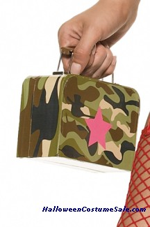 Camouflage Purse