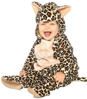 ANNE GEDDES BABY LEOPARD INFANT COSTUME