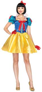 SNOW WHITE ADULT COSTUME