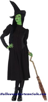 ELPHABA WITCH ADULT COSTUME