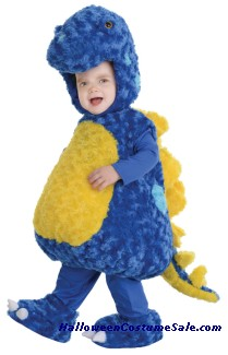 STEGOSAURUS TODDLER COSTUME