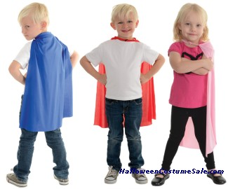 TODDLER CAPE