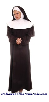 MOTHER SUPERIOR COSTUME
