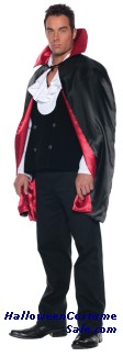 CAPE REVERSIBLE ADULT COSTUME
