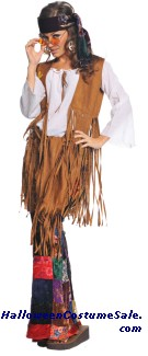 PEACE OUT WOMENS ADULT COSTUME