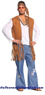 RIGHT ON MENS ADULT COSTUME