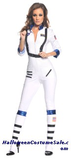 BLAST OFF ASTRONAUT ADULT COSTUME