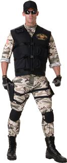 SEAL TEAM TEEN/ADULT COSTUME