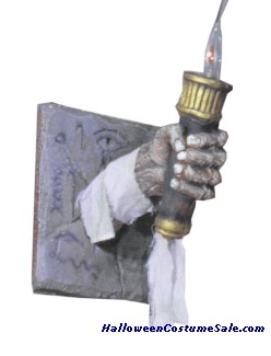 EGYPTIAN CHAMBER TORCH