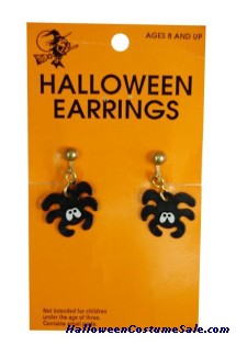 EARRINGS SPIDER, TBDISC