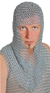 CHAINMAIL HOOD LONG