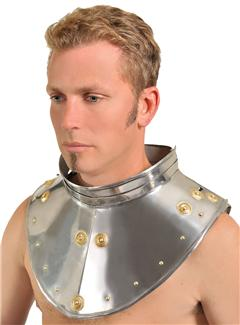 IRON GORGET SET