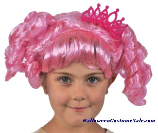 LALALOOPSY JEWEL SPARKLES CHILD WIG