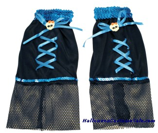 MONSTER HIGH VOLTAGEOUS CHILD LEG WARMER