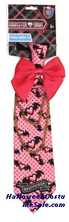 MONSTER HIGH FREAKY CHILD FASHION TIE