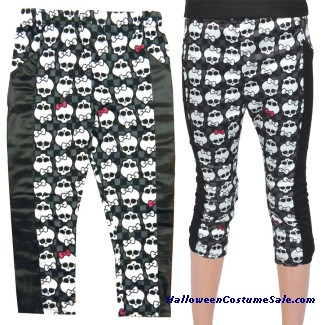 MONSTER HIGH CREEPERIFIC CHILD LEGGING