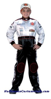 RACING SUIT - CHILD COSTUME