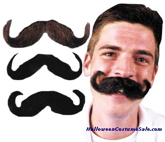 20S STYLE MUSTACHE