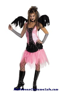 GRAVEYARD FAIRY TEEN/CHILD COSTUME