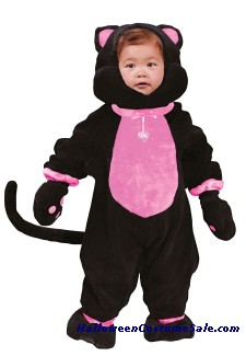 CUDDLY KITTEN COSTUME