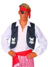 "Pirate Sash 8""x84""."