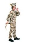 "Leopard plush toddler costume includes hood & jumpsuit. Made of flame resistant fabric. Also available in Child size: <a href=""/LEOPARD-CHILD-COSTUME-Grp-123Z70073.aspx"">Z70073</a>."