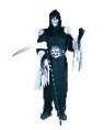 Graveyard warrior costume - Adult