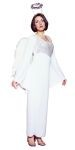 Heavenly Angel Adult Costume - Excellent quality costume.