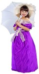 "Southern Bell costume includes dress & sash. Hat not included. Costume also available separately with hat. See Style # <a href=""southern-bell-child-costume-grp-123z91119-hat.aspx"">Z91119-HAT</a>.<br>"
