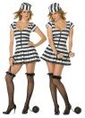 "Prisoner of Love Adult Costume - Includes zipped striped top, black shirt and foamed hat. Also available in Plus Size: <a href=""/prisoner-of-love-adult-costume-(plus-size)---very-hot!-grp-123z81608-plus.aspx"">z81608-Plus</a>."