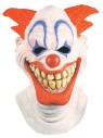 Clown Mask - Very Nice, Deluxe Full Over the Head Latex Mask. This Mask has that Killer Clown Look.